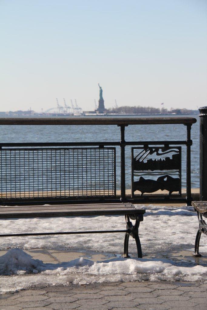 New York City: I Am Weather's Bitch By Matilda Dixon-Smith