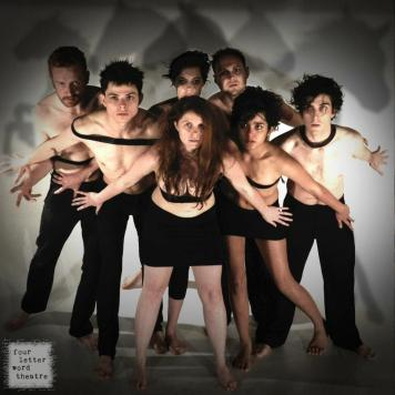 "Four Letter Word Theatre's ""Equus"""