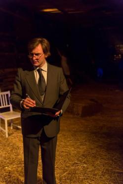 Christopher Runciman as Dr Martin Dysart.