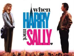Sally (Meg Ryan) and Harry (Billy Crystal)