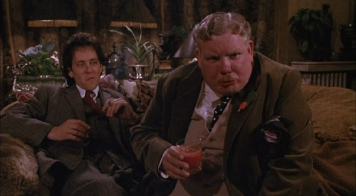 """Withnail & I"""", or """"RIP Richard Griffiths, You Wonderful Man"""" by Caitlin  McGrane 